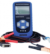 ELECTRONIC CONTROL VALVE TESTER