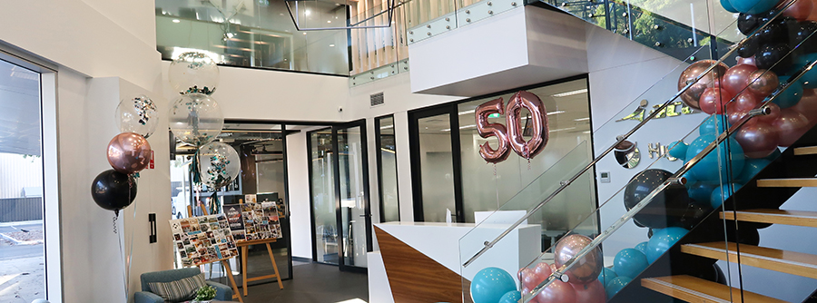 Celebrating 50 years at Highgate Air