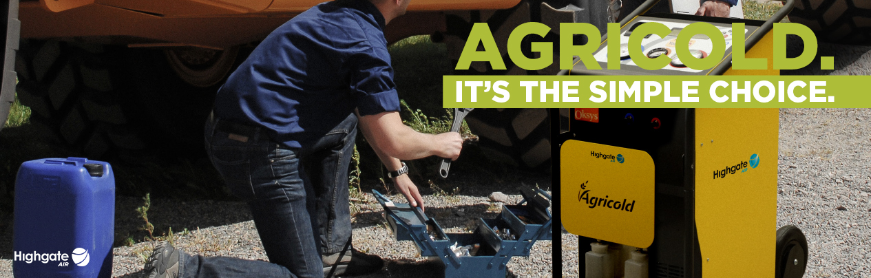 Agricold: The Simple Choice.