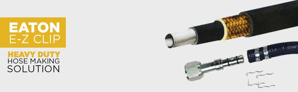 Hose repair solutions: Eaton E-Z Clip
