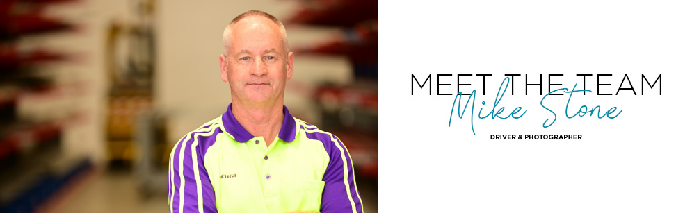 Meet the team: Mike Stone