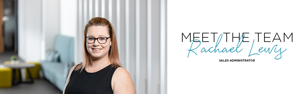 Meet The Team: Rachael Lewis